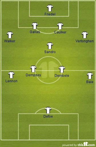 Spurs 1