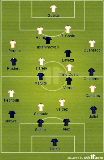PSG Valencia 2